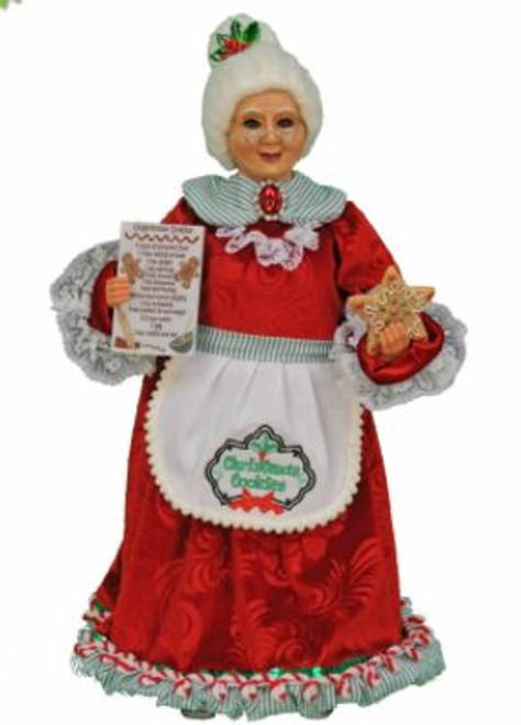 Mrs Kitchen Claus