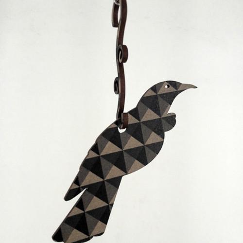Abstract Designs 3 x Native Birds