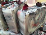 Rose & Frankincense Soap