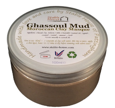 Ghassoul Clay Masque
