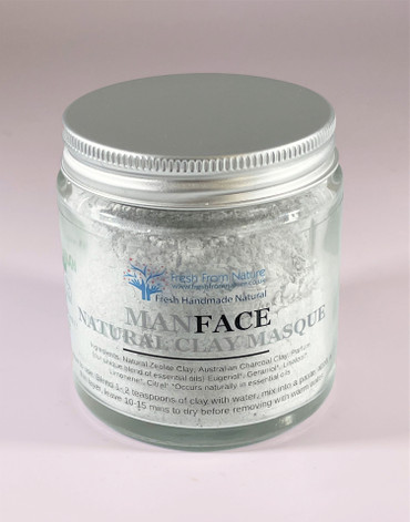 Manface Clay Masque
