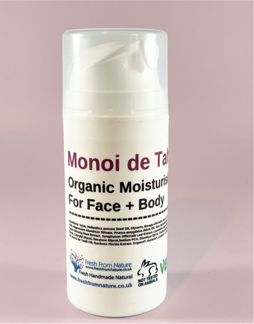 Monoi de Tahiti Cream