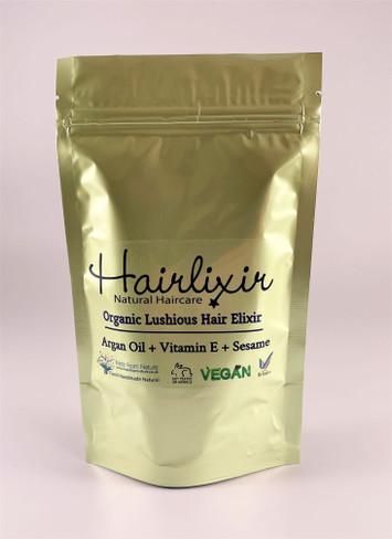 Argan, Vitamin E & Sesame Hair Elixir