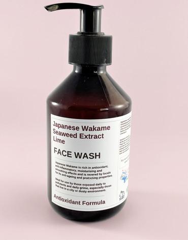 Japanese Wakame Face Wash