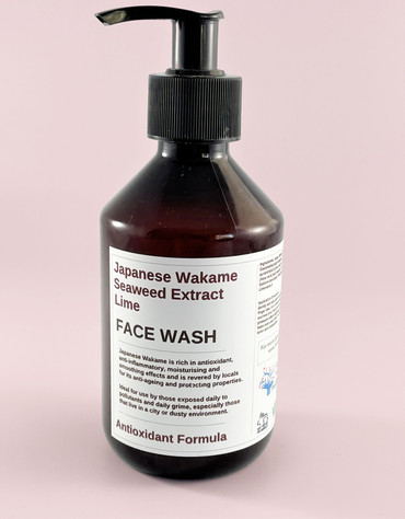 Japanese Wakame Face Wash