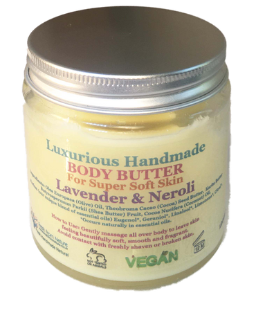 Lavender & Neroli Body Butter
