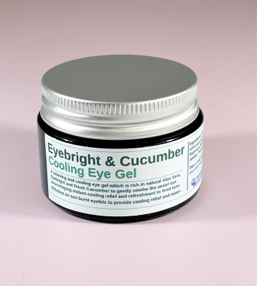 Eyebright & Cucumber Eye Gel