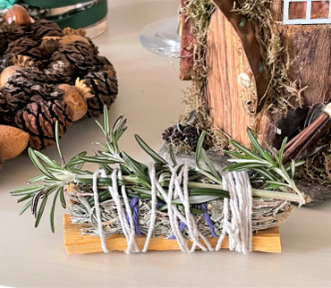 Smudge Stick for Home Blessing & Cleansing