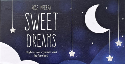 Sweet Dreams Affirmation Cards
