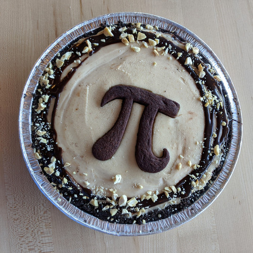 Pi Day Large Pie