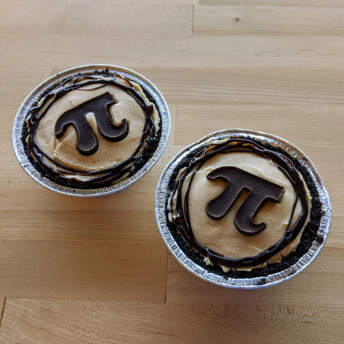 Pi Day Mini Pie