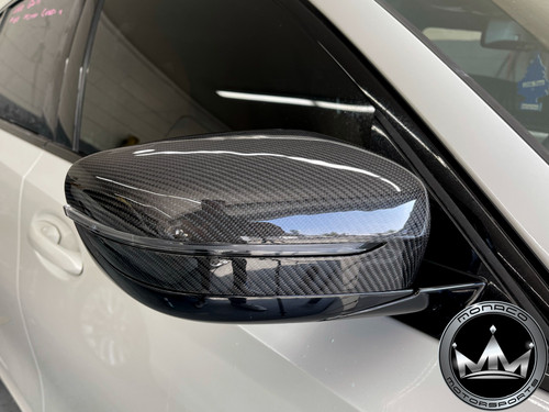 BMW G20/G22 3 & 4 Series Carbon Fiber Replacement Mirror Covers