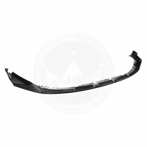BMW G80/G82/G83 M3 M4 Carbon Fiber M Performance Style Front Lip & Splitters Set