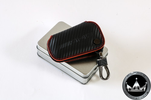 Mercedes-Benz AMG Leather Key Fob Cover