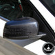 Mercedes-Benz W204/W212/W218 Carbon Fiber Mirror Cover Replacements