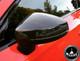 Audi A3 & S3 Carbon Fiber Mirror Cover Replacements