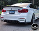 BMW F82 M4 PSM Style Vacuumed Carbon Fiber Trunk Spoiler