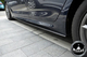 BMW G30 5 Series Carbon Fiber M Performance Style Side Skirt Add-on Lip Extensions