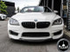 BMW F12/F13/F06 M6 RKP Style Center Carbon Fiber Front Lip