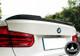 BMW M3/3 Series F80 F30 Vacuumed Carbon Fiber CS Style Trunk Spoiler