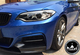 BMW F22 2 Series Carbon Fiber M Performance Front Splitters (M Sport)