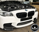 BMW F10 M5 Carbon Fiber M Performance Style Front Splitters