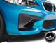 BMW F87 M2 Carbon Fiber Upper Bumper Splitters