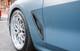 BMW 8 Series 840i M850i Carbon Fiber Fender Vent Trim Set