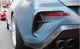 BMW 8 Series 840i M850i Carbon Fiber Rear Bumper Canards