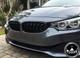 BMW F30/F31 3 Series Dual Slat Grilles (Gloss Black/Tri-Color/Carbon Fiber)
