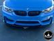 BMW M3 M4 F80/F82 Carbon Fiber 3D Style Front Lip