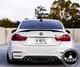 BMW M4 F82 Vacuumed Carbon Fiber Performance Trunk Spoiler