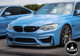BMW M3 M4 F80/F82 V1 Style Carbon Fiber Front Lip