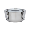Cvault- Stainless Steel Container