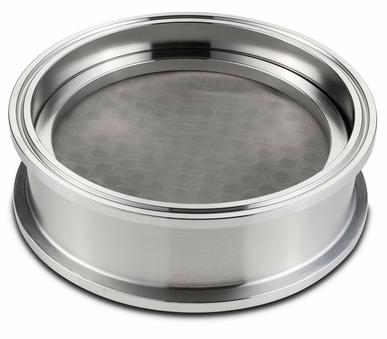 Tri-Clamp Filter Plate