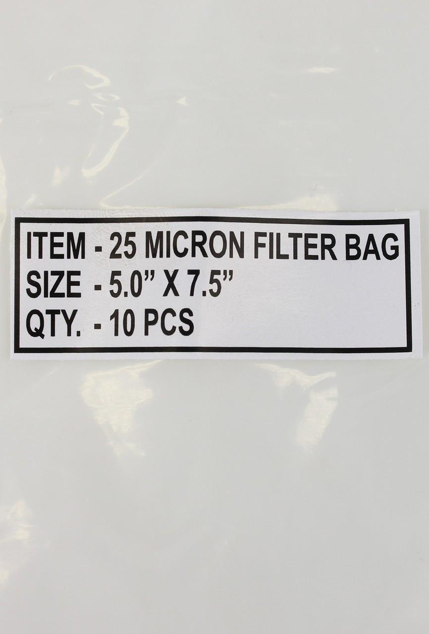 BVV Rosin Filter Bags - LARGE
