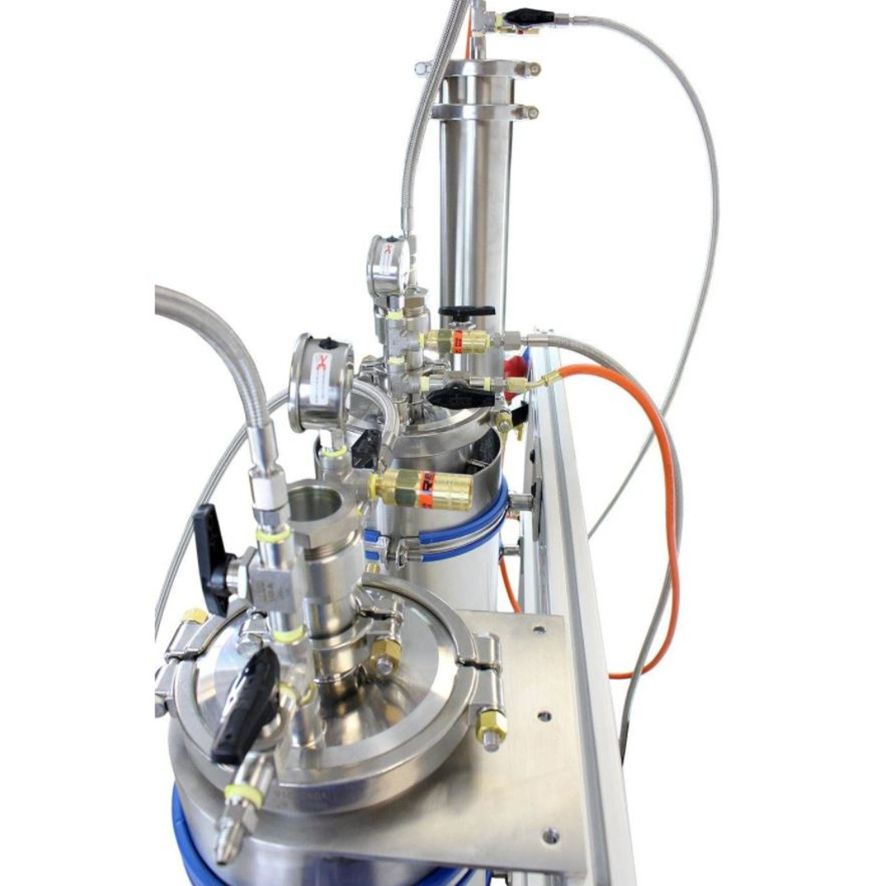 PSI Certified Poseidon Closed Loop Extraction System
