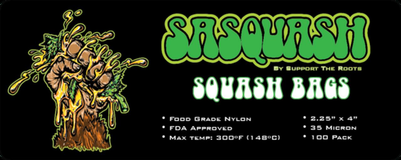 Sasquash Squash Bags