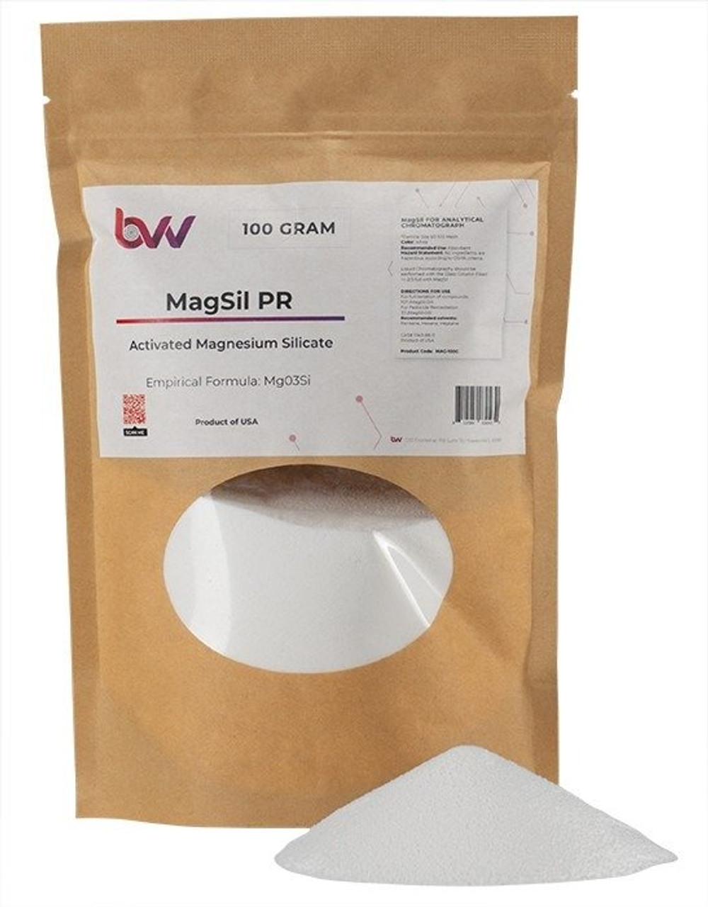 BVV MAG-SIL Adsorbent for Chromatography