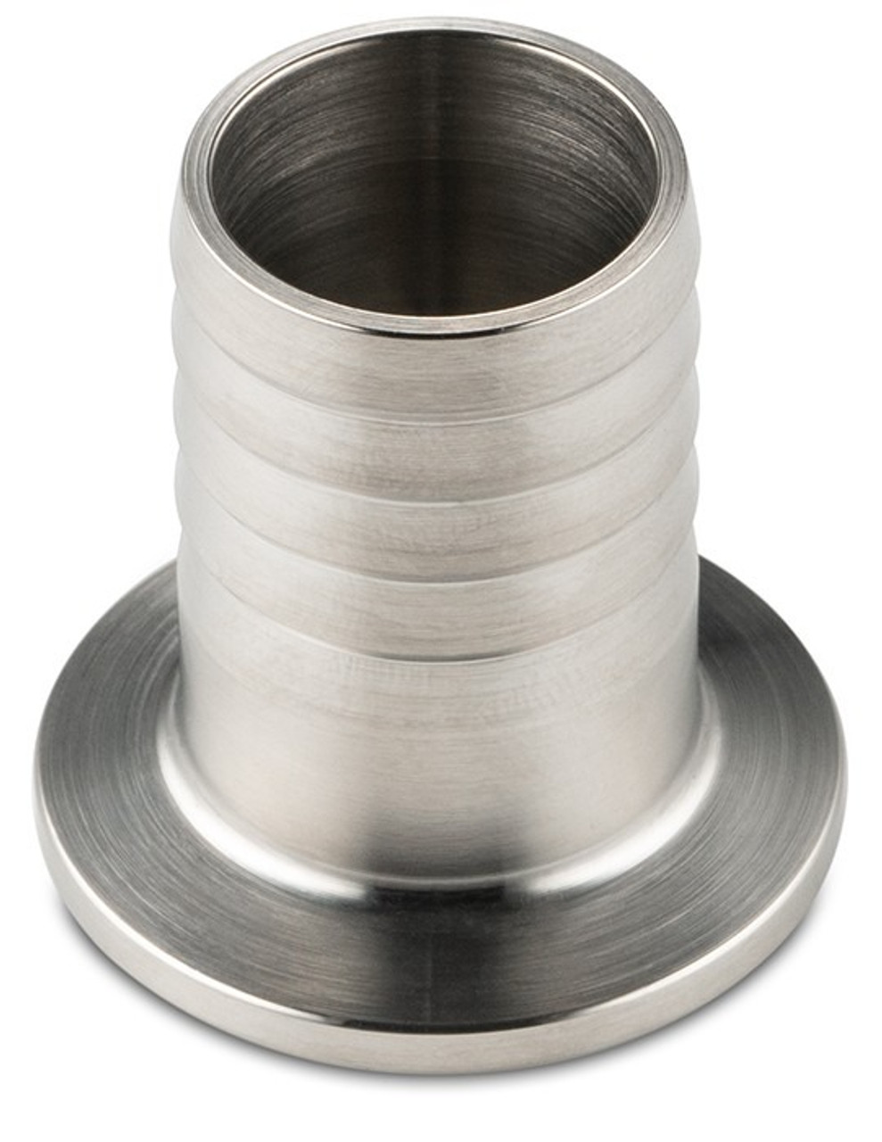 """KF- 25 X 1"""" Stainless Steel Hose Barb"""