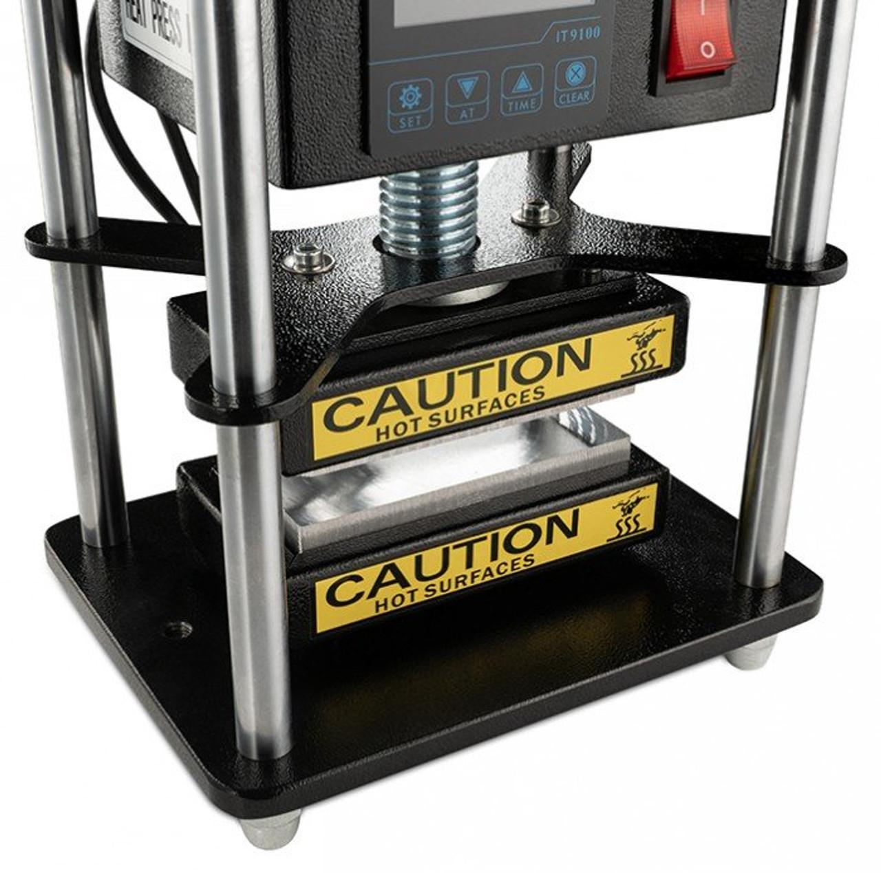 BVV Rosin Twist Press - Dual Heat
