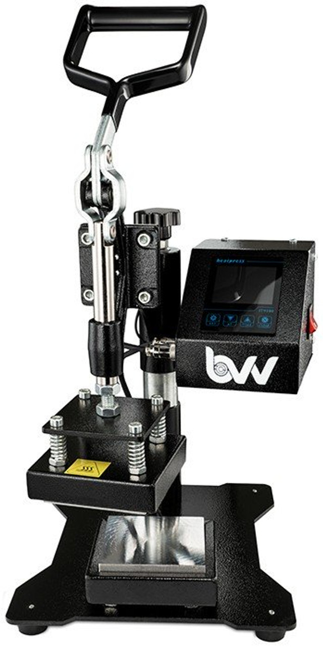 BVV Easy Swing V3 Rosin Press - Dual Heat