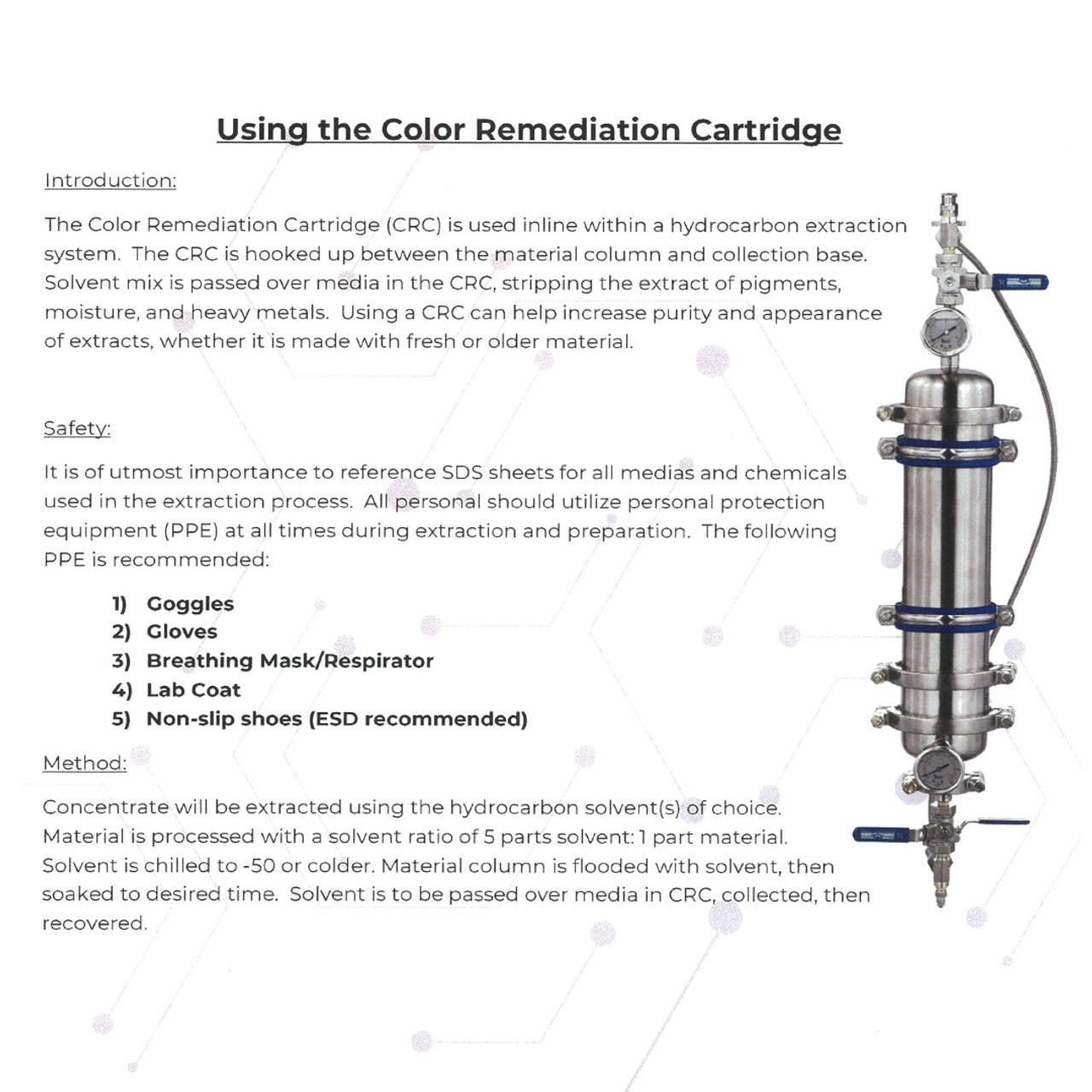 Color Remediation Column