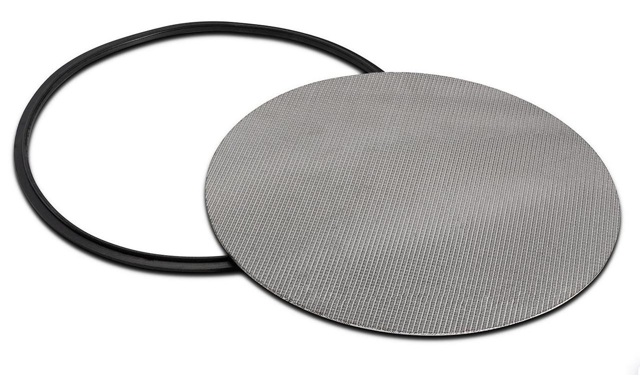 316L SS Dutch Weave Sintered Filter Disk (1 Micron)