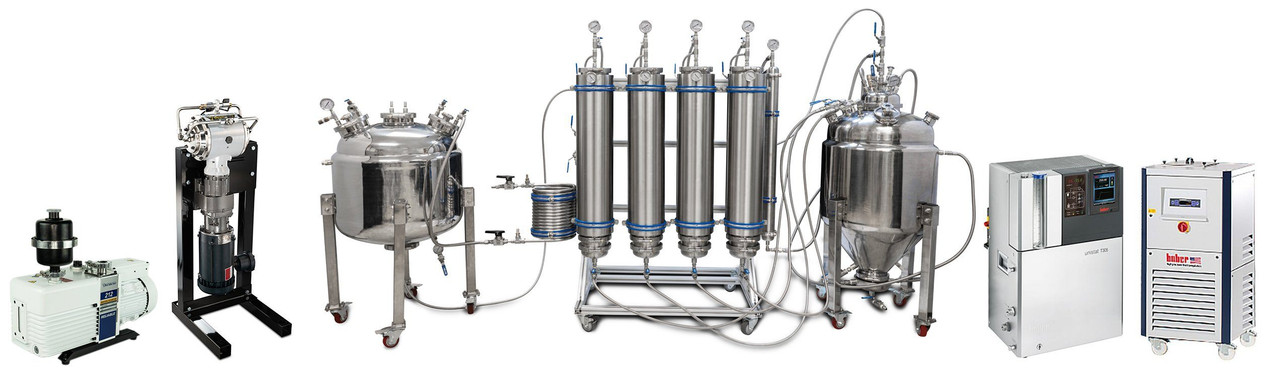 30lb Closed Loop Extraction System