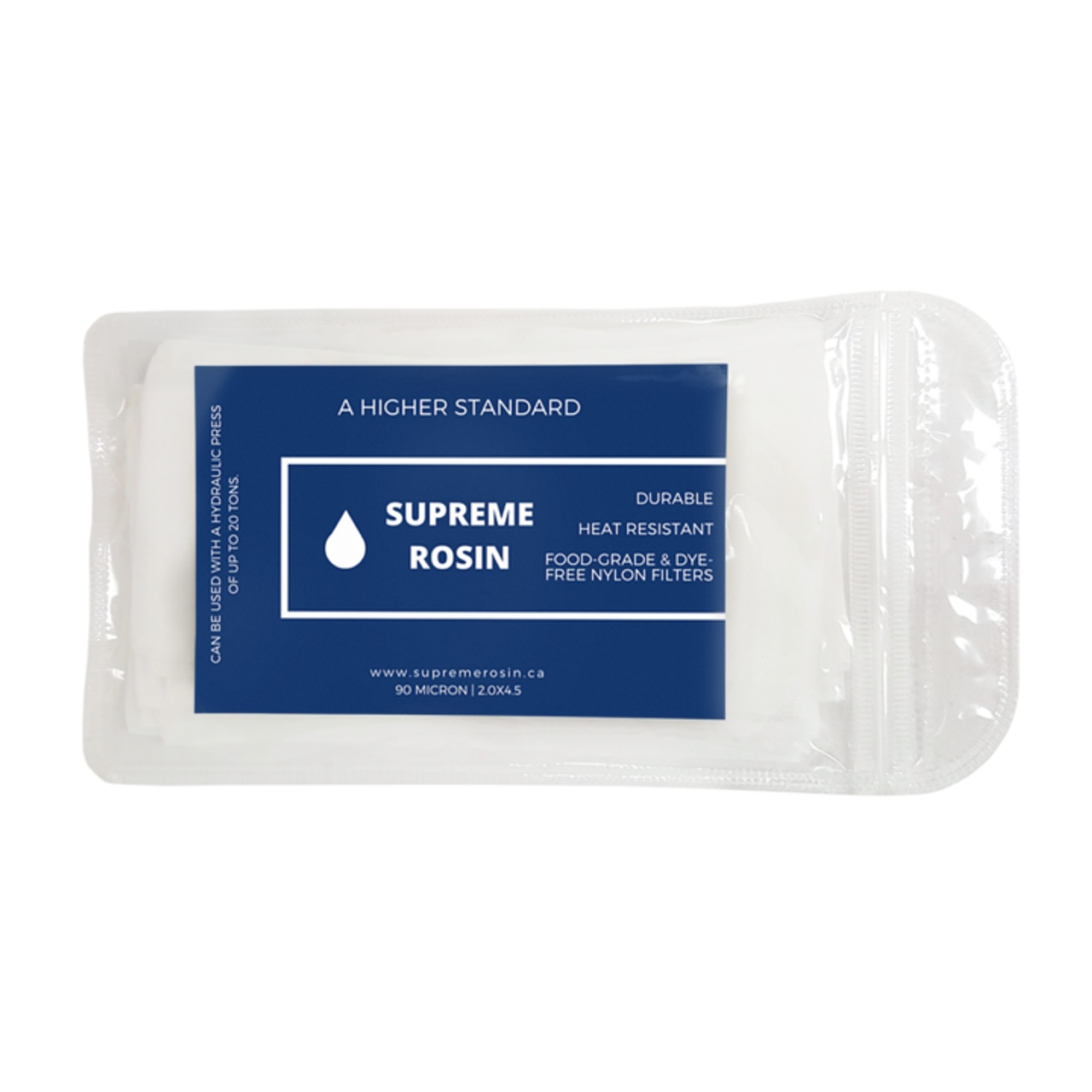 Supreme Rosin Bags 25PK