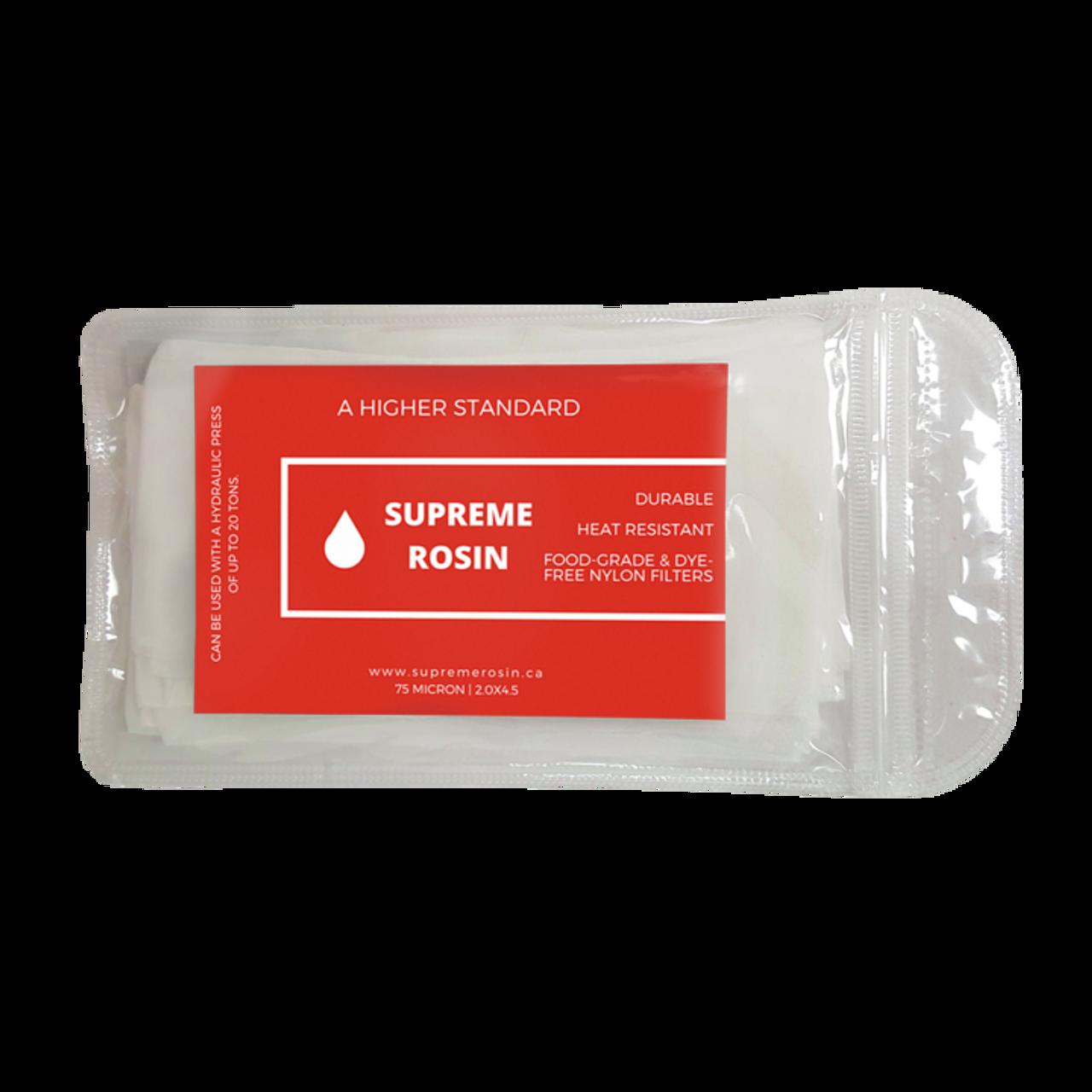 Supreme Rosin Bags 50PK