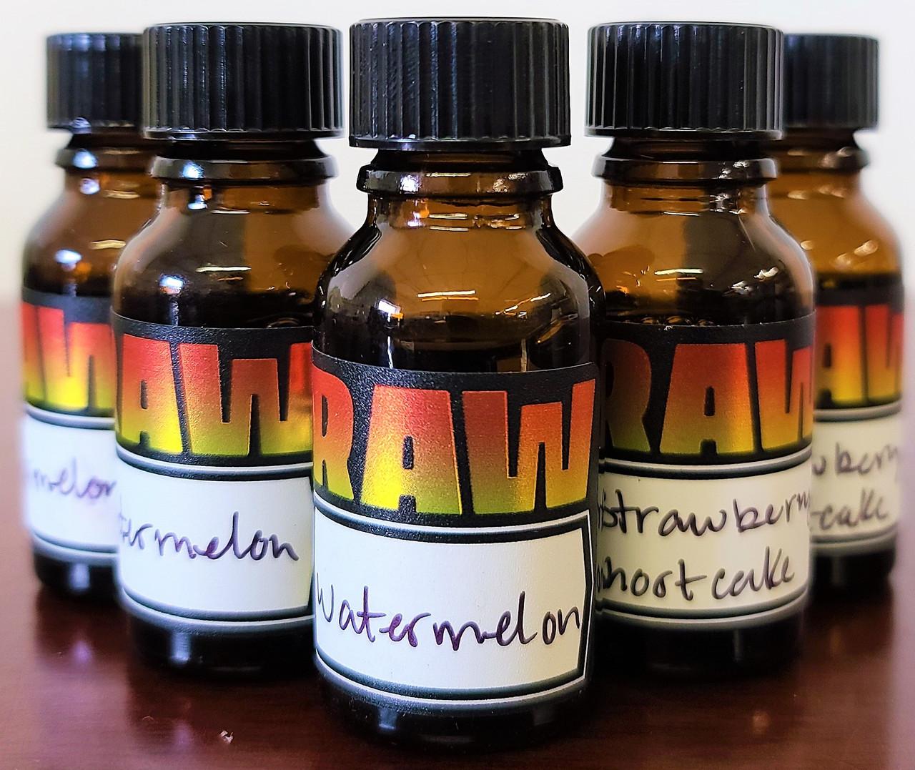 Raw Flavour Terpenes (Botanical Derived Terpenes)