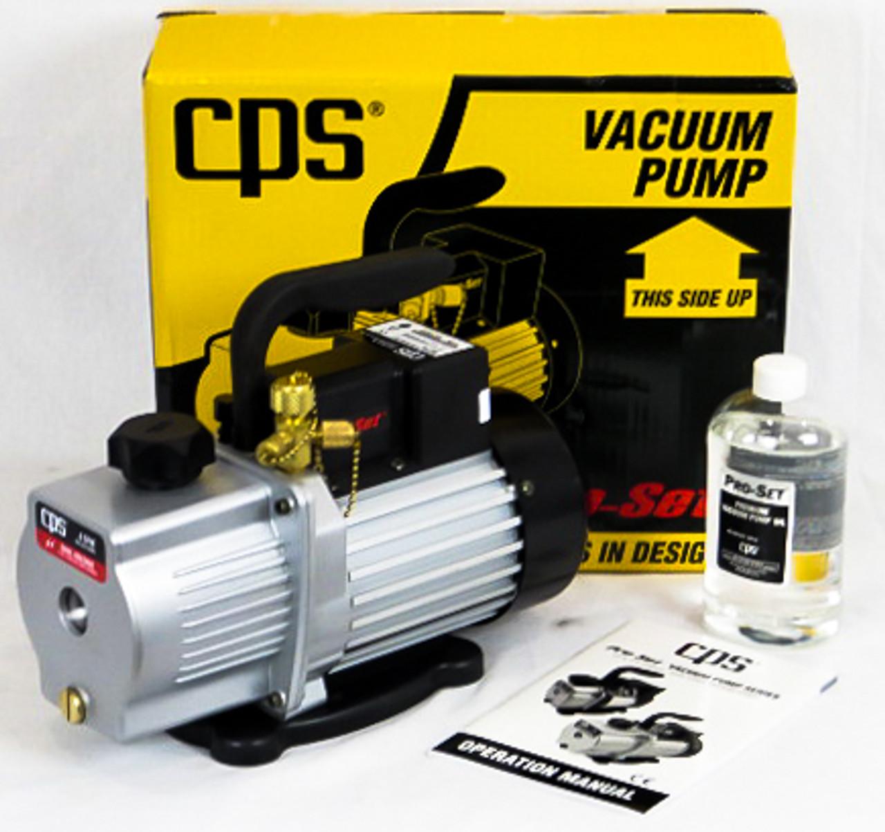 CPS - Vacuum Pump - LeDAB