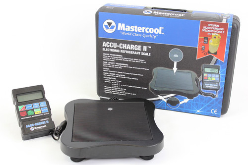 Mastercool ACCU-CHARGE II Electronic Refrigerant Scale